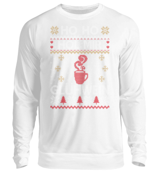 Hol mir Glühwein Ugly Christmas sweater