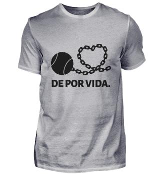 Tennis - lebenslänglich (spanisch)