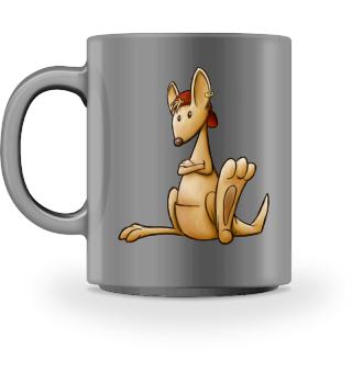Hip Hop Känguru Kangaroo Geschenk