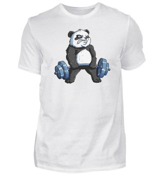 Deadlift Panda Fitness Training Gym