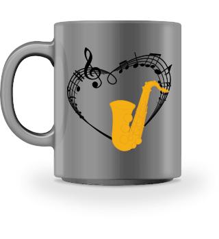 Für Saxophon Orchester-Musiker