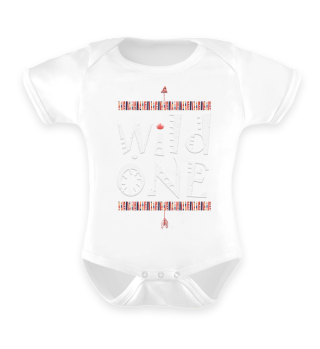Wild One Baby Eltern Partnerlook Body
