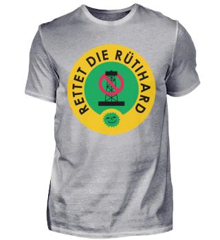 Rettet die Rütihard - Official Logo
