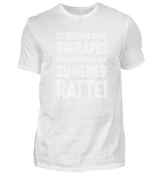 Geschenk Ratte: Therapie? Lieber Ratten