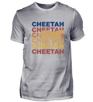 Retro Cheetah