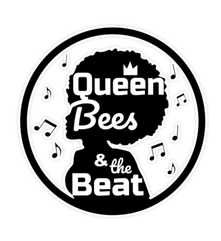 Queen Bees Sticker 10x10