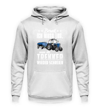 Landwirt · Traktor · Ich muss los