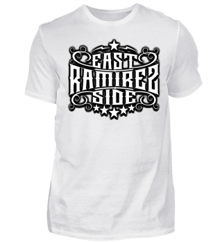 Herren Kurzarm T-Shirt East Side Ramirez