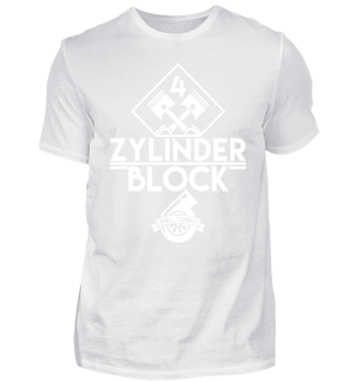 4 Zylinder Block Inkl. Turbo!