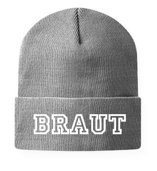 Mütze Braut