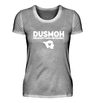 Dusmoh - Saarland - Shirt