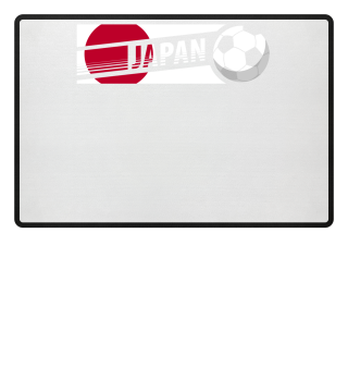 Football Japan. Gift idea.