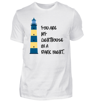 Lighthouse Love Gift Valentine Night