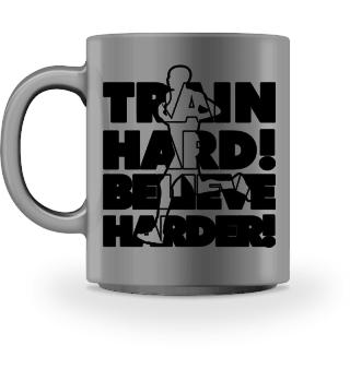 Train Hard Believe Harder ➢ Marathon