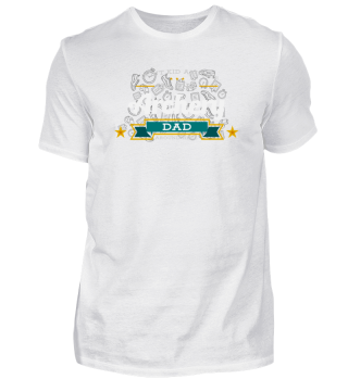 Archery Dad T-Shirt Gift