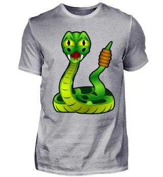 Die Klapperschlange