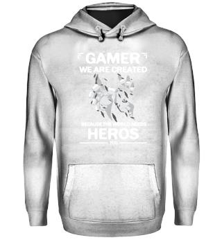 Gamer Shirt-Heros