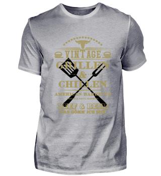 GRILL SHIRT · GRILLEN & CHILLEN #1.7