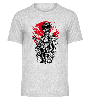 ☛ ZOMBIE SOLDIER #5