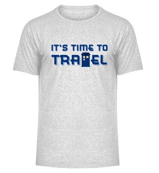 It's time to travel - Police Box II