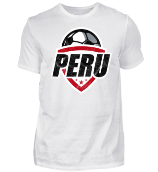 Peru No 1 Soccer Team Football Gift