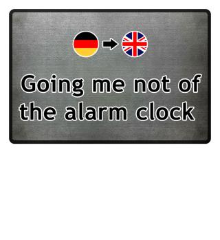 Wortwörtlich Deutsch Englisch - clock 2