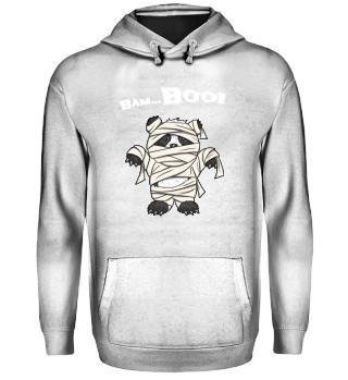 Bam-BOO! Panda Mummy Mumie Halloween