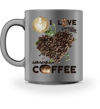 ♥ I LOVE COFFEE #1.2.1T