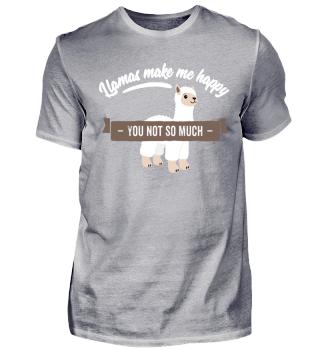 Cool Llama Saying Funny Alpaca Gift Idea