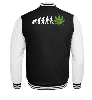 Evolution Of Humans - Marijuana II