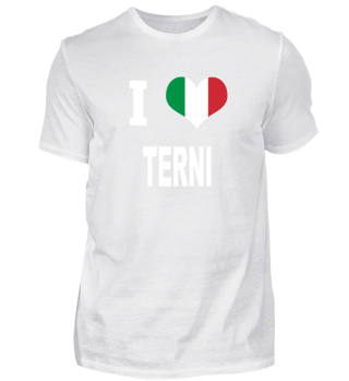 I LOVE - Italy Italien - Terni