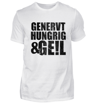 ☛ GENERVT - HUNGRiG & GE!L #1.5
