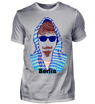Hipster aus Berlin