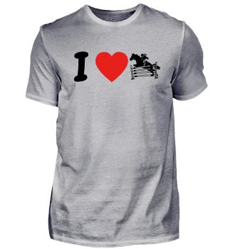Ich liebe reiterin reiten reiterhof hufe pferd horse geschenk geburtstag liebe