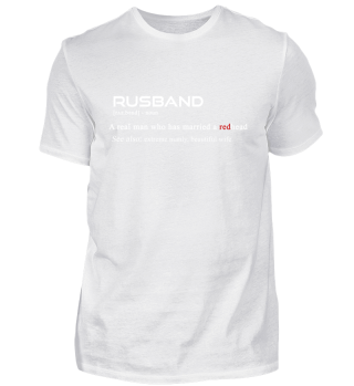 Redhead lover T-Shirt - Ginger wife