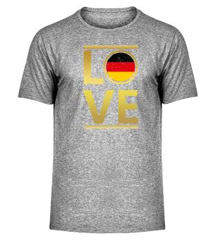 Deutschland heimat love herkunft geschenk queen
