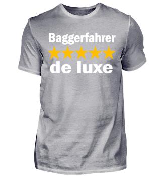 Baggerfahrer de Luxe