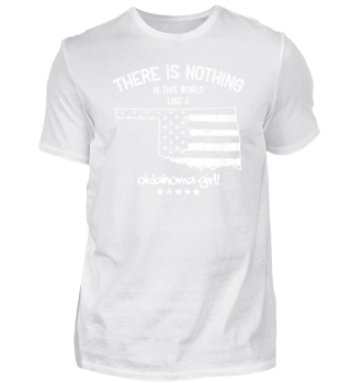 USA: Nothing Like A Oklahoma Girl