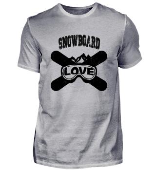 Snowboard Love