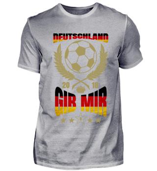 FUSSBALL - SHIRT · GIB MIR FÜNF #7.3