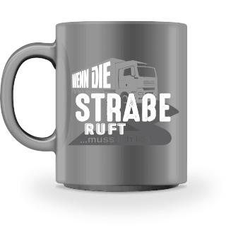 LKW Tasse - Wenn die Straße ruft