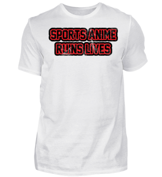 Sports Anime Ruins Lives - Anime - Manga - Cosplay - Games - Geschenk