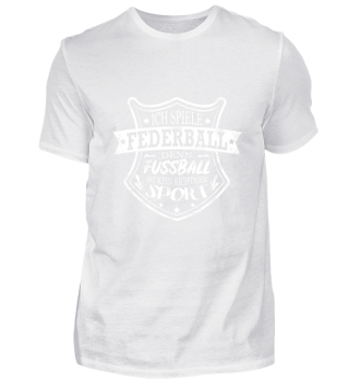 FEDERBALL Shirt Sport Fussball