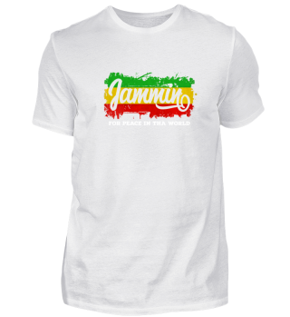 REGGAE RASTA Music cool Shirt Jammin