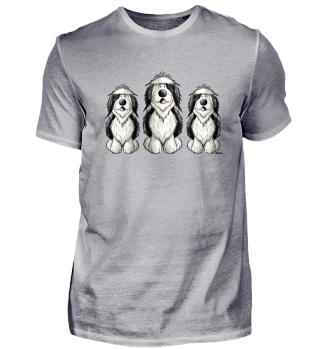 Bobtail Trio - Bobtails - Hund - Comic