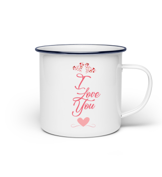 I Love You by doodo design