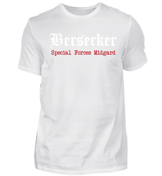 Berserker - Special Forces Midgard