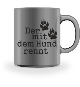 Der Mit Dem Hund Rennt 1