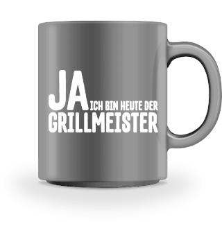 JA ich bin heute der Grillmeister - w