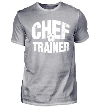 Limited Edition! Cheftrainer.